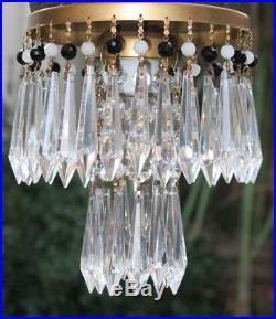 Stallion horse chandelier hanging swag lamp vintage equestrian beads 1 stallion horse chandelier hanging swag lamp vintage equestrian beads crystal aloadofball Choice Image