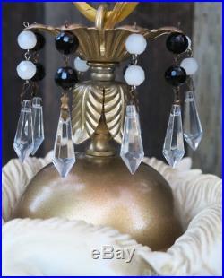 Fabulous Stallion Horse chandelier hanging ceiling Lamp Vintage EQUESTRIAN