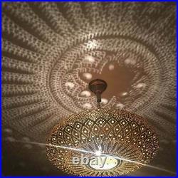 Moroccan Pendant Light, Moroccan lamp, Hanging Lamp, Lampshades Lighting, Bes