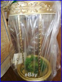 NOS Large 34 Vintage Mineral Oil Rain DRIP Motion Hanging LAMP Greek Goddess