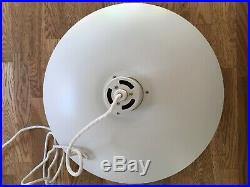 PH 4 Poul Henningsen Made by Louis Poulsen White Vintage Danish Modern