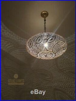 Suspension Light Vintage Lamp Chandelier Hanging Ceiling Lights Moroccan Design