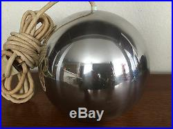 Topan Verner Panton Hanging Lamp Louis Poulsen MID Century Vintage Eames Era