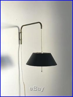 VTG MINIMAL Cantilever Wall Mount Black Metal Hanging Lamp Nice Decorative Light
