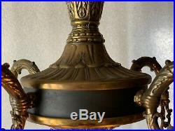 Vintage 5-Light Chandelier Lighting Hanging Fixture Pendent Lamp