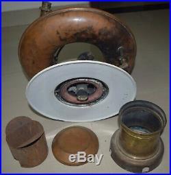 Vintage/ Antique Petromax /other Hanging Lantern /lamp Kerosene Or Other Fuel
