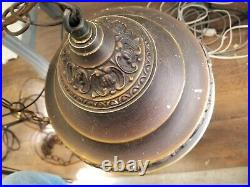 Vintage Creators Inc Old Grist Mill Hanging Mineral Oil Rain Lamp. 30