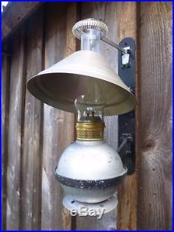Vintage Handlan Caboose Car Railroad Hanging Lantern Lamp St. Louis Train