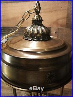 Vintage Hanging Mineral Oil Rain Motion Lamp Nude Greek Goddess Lady