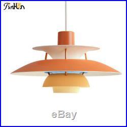 Vintage Industrial Hanging Loft Fixture Metal Pendant Light Ceiling Lamp Shade