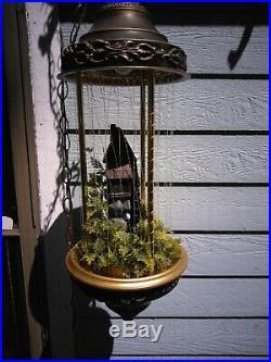 Vintage Mineral String Oil Lamp Hanging