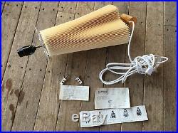 Vintage New In Box Caprani Lamp Light Hanging Dk 4930 Maribo