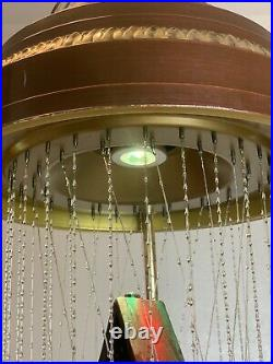 Vintage Old Grist Mill Hanging Mineral Oil Rain Lamp. 38