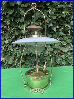 Vintage Tilley Hanging Paraffin Lamp KL80 Harp Lamp